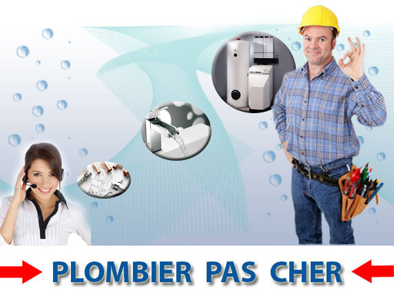 Canalisation Bouchée Egly 91520