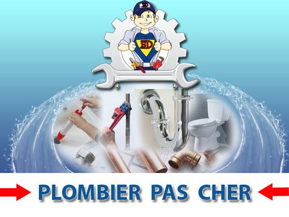 Canalisation Bouchée Menucourt 95180
