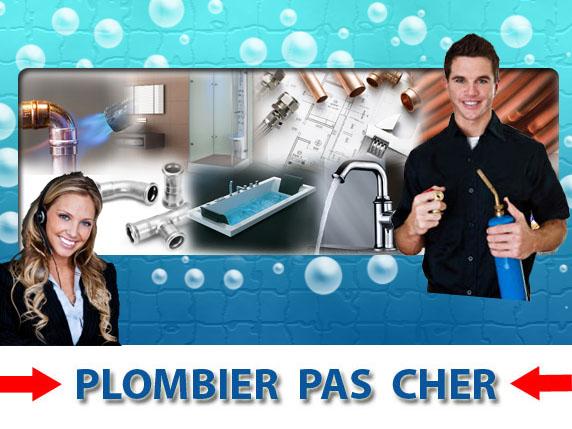 Canalisation Bouchée Montsoult 95560