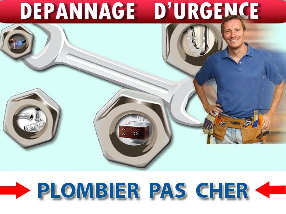 Canalisation Bouchée Pantin 93500