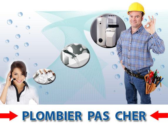 Canalisation Bouchée Soisy sur Seine 91450